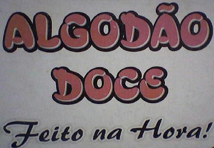 ALGODÃO DOCE FEITO NA HORA