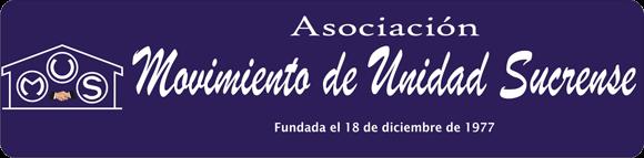 """Asociación Movimiento de Unidad Sucrense - """"MUS"""""""