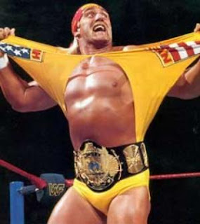 Keep your shirt on, Hulkster. Your license still hasn't cleared.