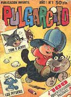 La revista Pulgarcito