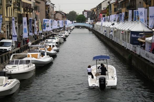 Furettofurbetto navigami il salone nautico di milano for Il salone milano