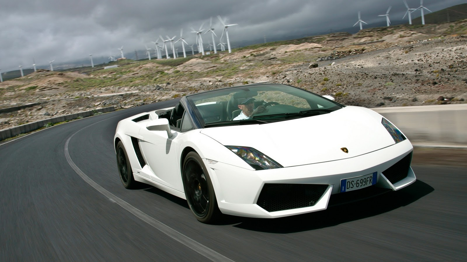 Lamborghini Gallardo Simple Clear