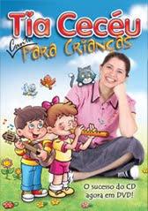 Tia CeCeu Canta (DVD/RatDVD)