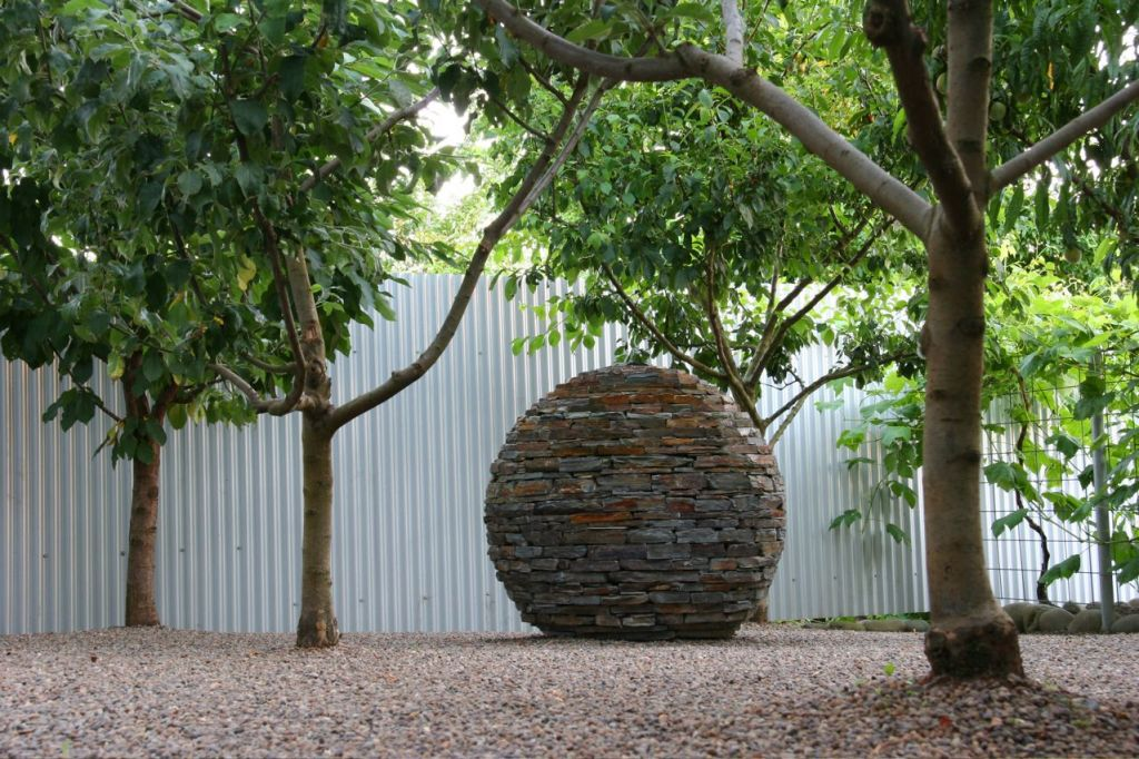 Kate Presents: Home Made Garden Art