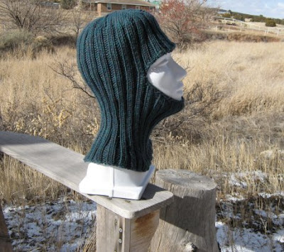 Discuss Crafts - Ski Mask Pattern - La Vida Crafty
