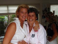 Annemarie en Anita