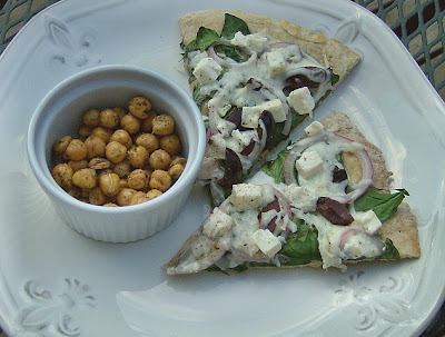 Greek Pizza | Ms. enPlace