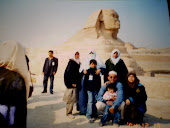 my family at Cairo(2004)