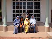 my family at Kedah