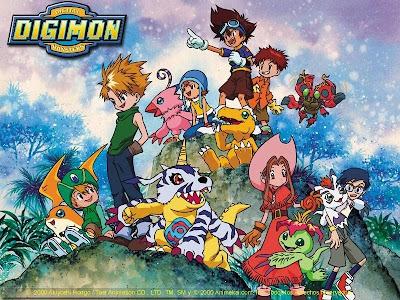 Club De Digimon Digimon