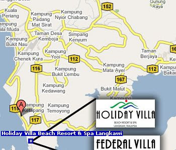 a holiday in langkawi essay