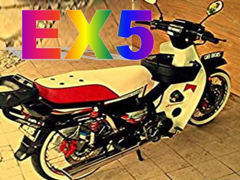 Modifikasi Honda EX5 title=
