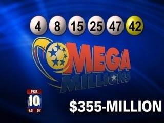 Online News Blog: Mega Millions Winning Numbers Texas Lottery