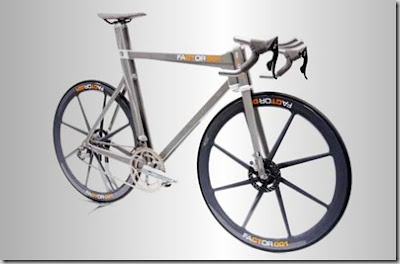 Beru F1 System Factor 001 Bicycle