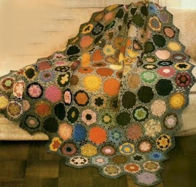 Free Beaded Necklace Crochet Pattern