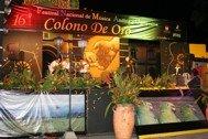 FESTIVAL COLONO DE ORO