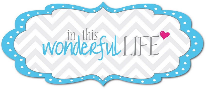 In this wonderful life ~ Reviews & Giveaways