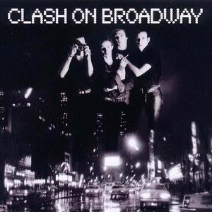 clash broadway disc 3 box the clash on broadwayu