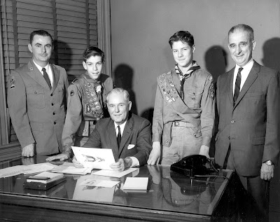 Hastings Historical Society: Mystery Photo: Boy Scouts at Anaconda, 1963