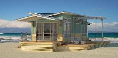 The new york green advocate fantasy or reality zero net for Modular beach cottages