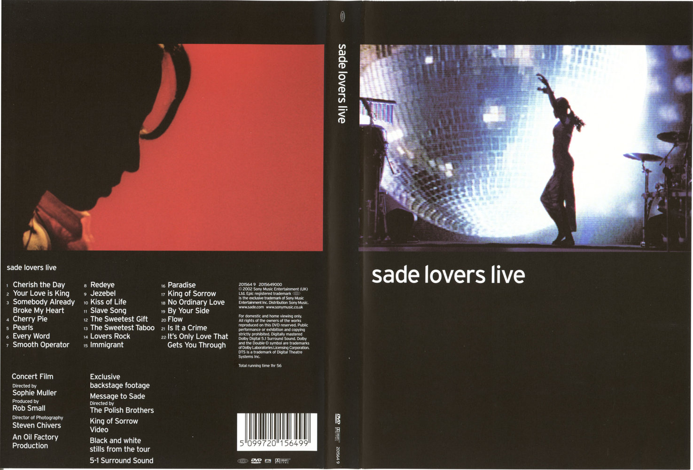 Algunos  Favoritos. Sade_Lovers_Live-%5Bcdcovers_cc%5D-front