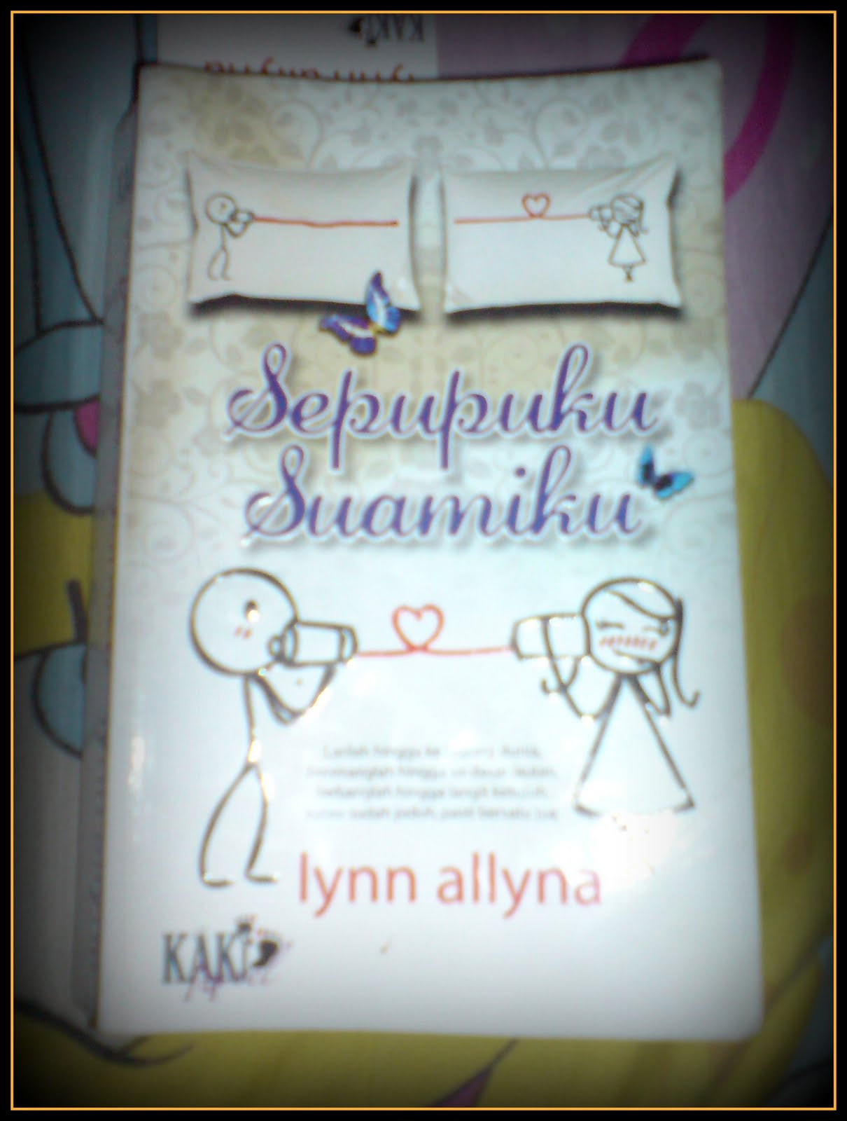Novel Sepupuku Suamiku