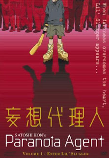 Aboard the German Submarine: Tuesday Anime Review - Paranoia Agent
