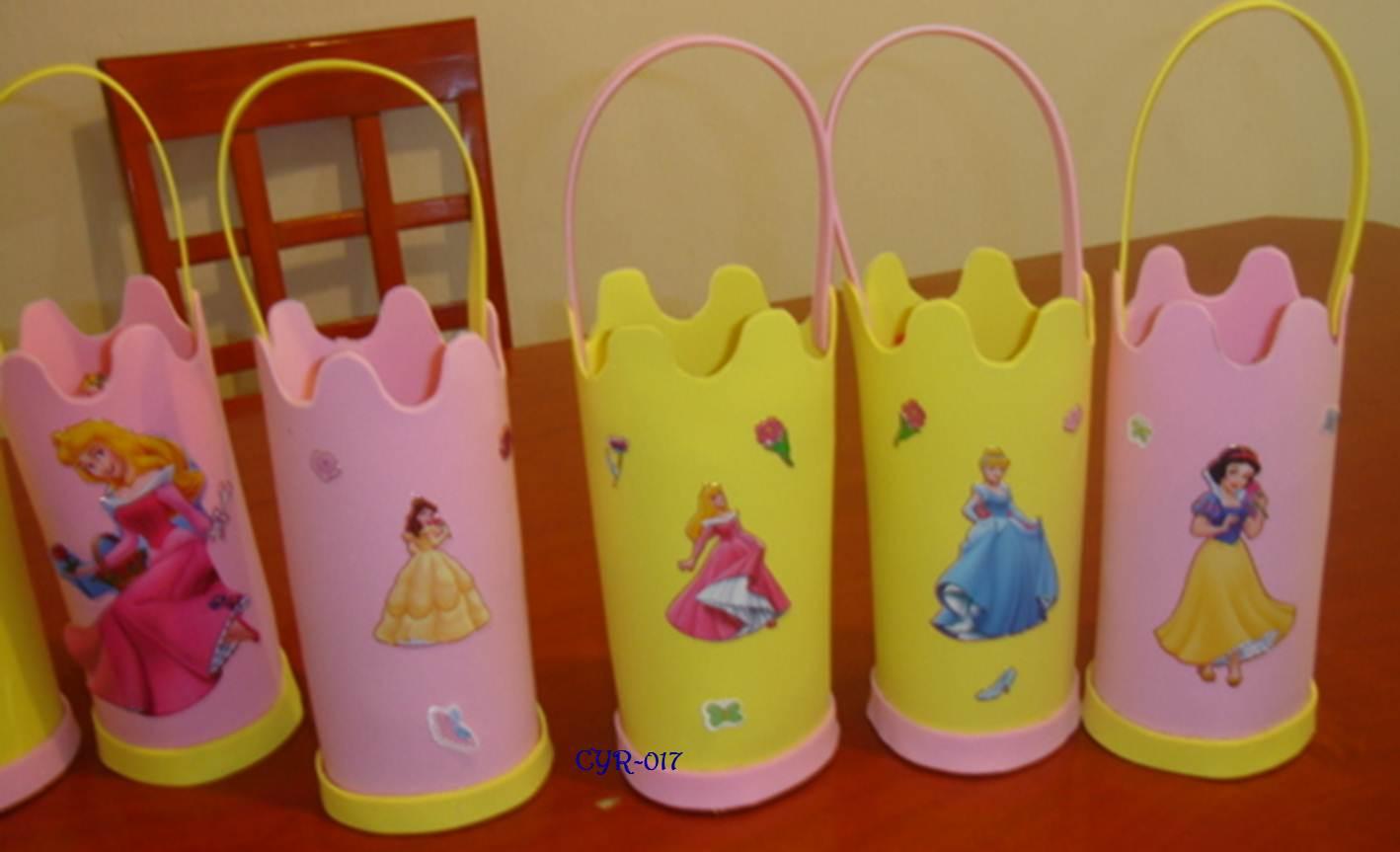 dulceros castillos de princesas hechos de foamy el color puede variar ...