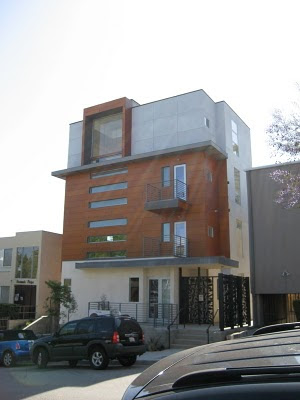 exterior Hacienda Lofts