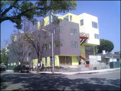 1200 N Sweetzer West Hollywood - Ext 2