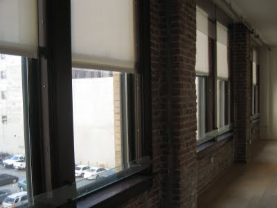Rowan Lofts Windows