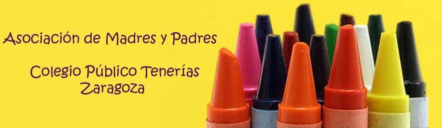 Asociación de Madres y Padres del Colegio Público Tenerías de Zaragoza