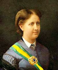 Princesa Isabel - Aboliu a escravidão no Brasil - 1846 / 1921