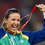 Maurren Maggi - Maior nome da história do atletismo feminino do Brasil - Nasceu em 1976