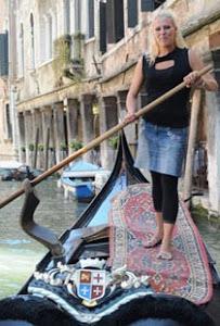 Giorgia Boscolo - Gondoleira - Nasceu em 1986