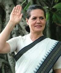 Sonia Gandhi - Política Indiana - Nasceu em 1946