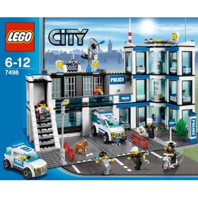 Lego Maker Lego 7498 Police Station