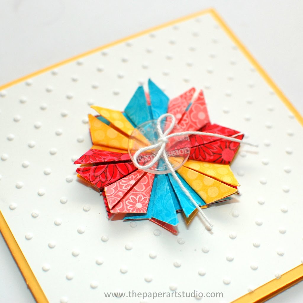 Happy new projects the lancashire bouldering guidebook for Paper folding art projects