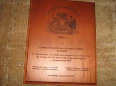 Reconocimiento. 28 Octubre 2008