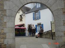 Porte du passage