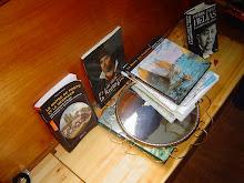 Une bibliothèque ambulante...
