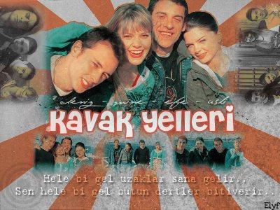 المسلسل التركي سنوات الصفصاف Kavak