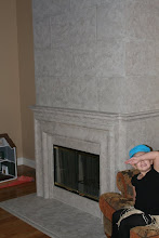 GFRC Fireplace Surround