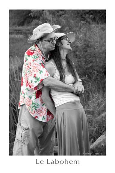 Wayne et Andrea