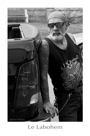 L'homme tatoué
