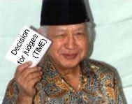 bali bollocks suharto is still the boss indonesia is now