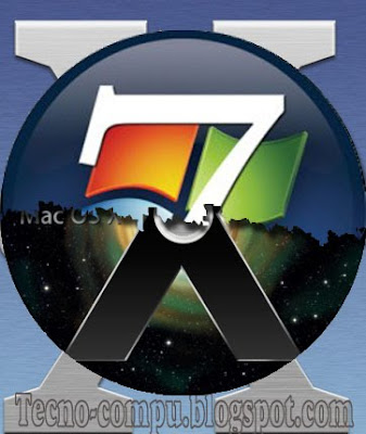 Windows 7 copia de mac