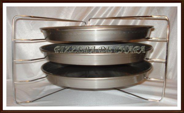 Cocin con encanto pizzeras y rejas para hornos sartenes - Paellera de hierro ...