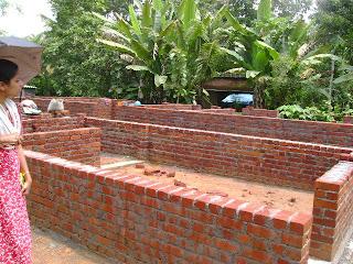 Modern house in Nalukettu style