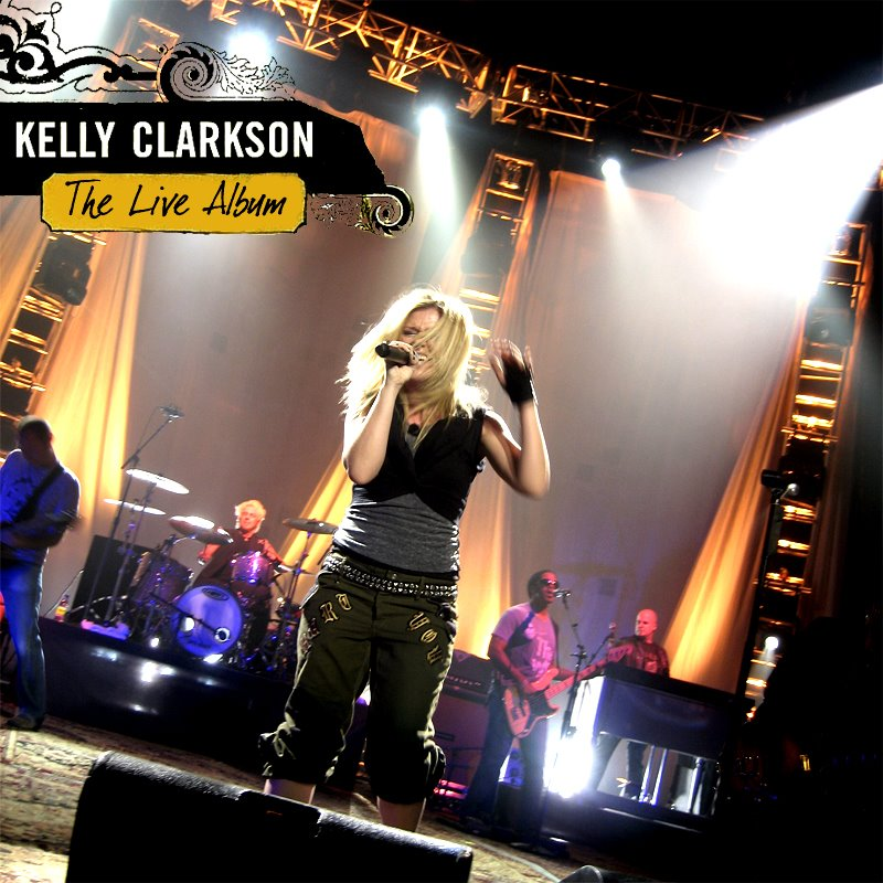 TheLiveAlbum Baixar   Cd Kelly Clarkson   The Live Album   Download